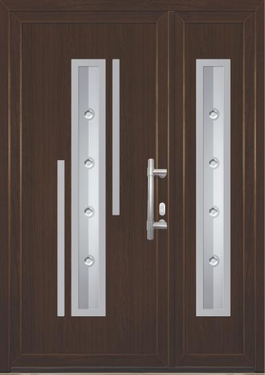 Portes pvc et aluminium nicholas trading for Porte exterieur pvc